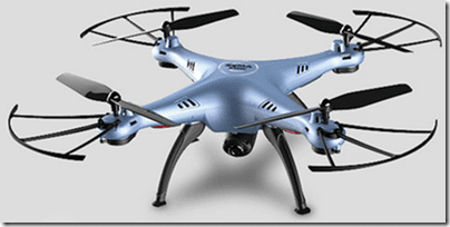quadcopter drones work
